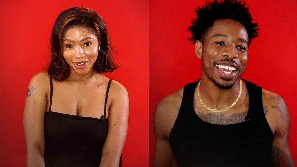 BBNaija Season 4: Ike And Mercy Speak On The Alleged Sex Video