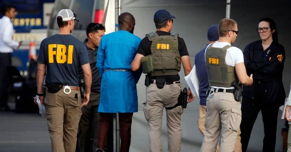 Fraud Case: Video Of FBI Arresting Nigerians Surfaces Online