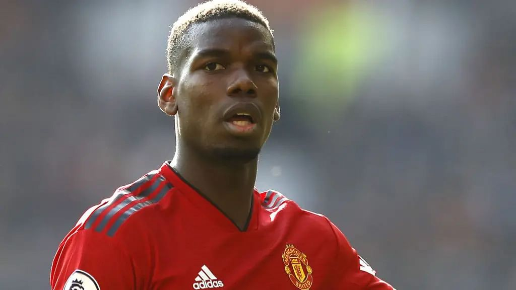 'Pogba Out!' - Man Utd Fans Spray-Paint Sign Outside Training Ground