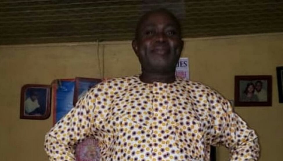PHOTO: 60-year-old Man Declared Missing In Lagos State