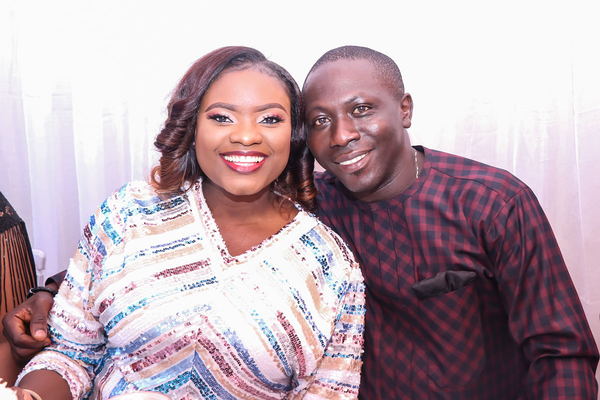 Ejiro Olaleye's 30th birthday