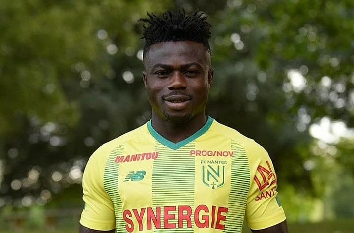 Moses Simon Wins Nantes Player Of The Month Award