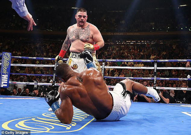 Andy Ruiz Vows To Beat Anthony Joshua In Heavyweight Title Rematch