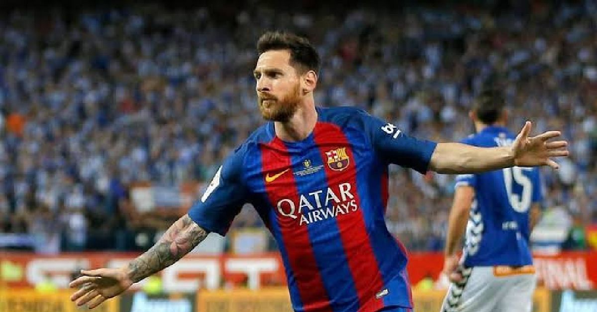 Barcelona Star, Lionel Messi, Suffers Injury