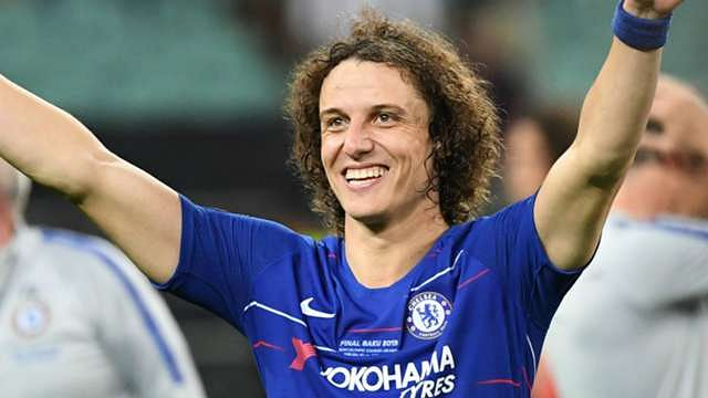 David Luiz Skips Chelsea Training As He Considers Arsenal Move