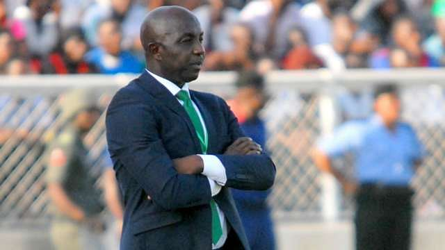 Samson Siasia Gets Life Ban From FIFA For Match Fixing