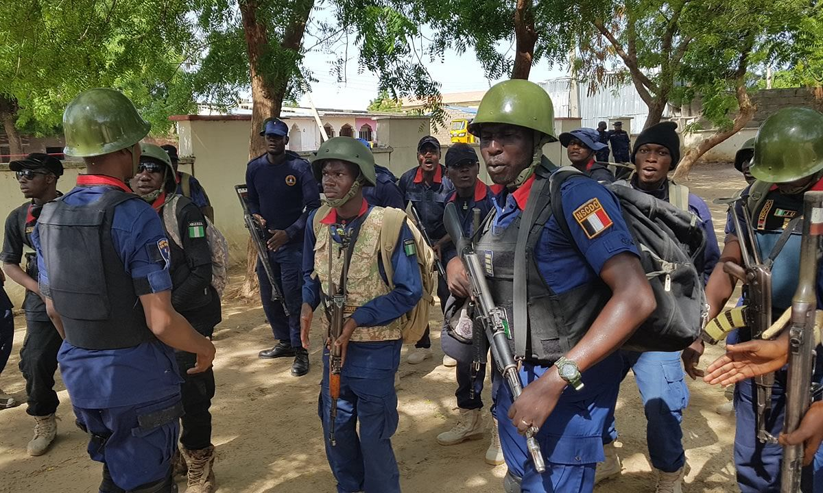 7-Man Forgery Syndicate Arrested In Borno State