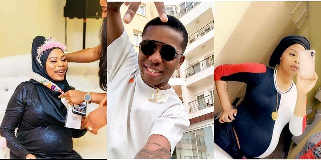 Small Doctor And His Fiancee, Agbeke, Welcome Baby Girl