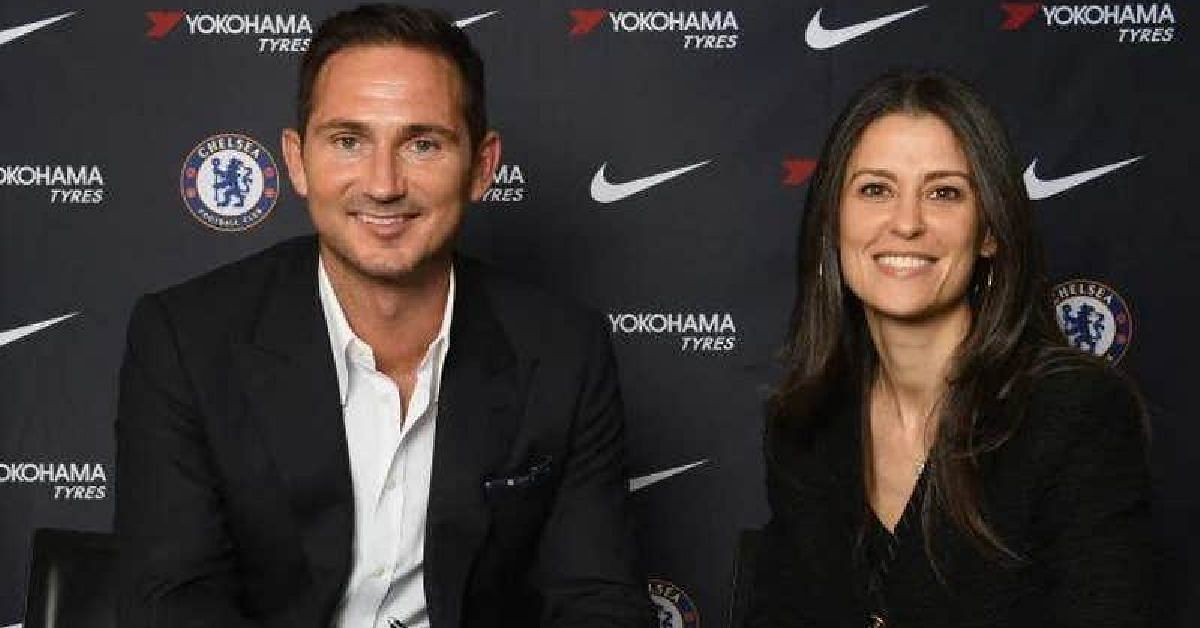 Chelsea Announce Club Legend, Frank Lampard, As New Boss