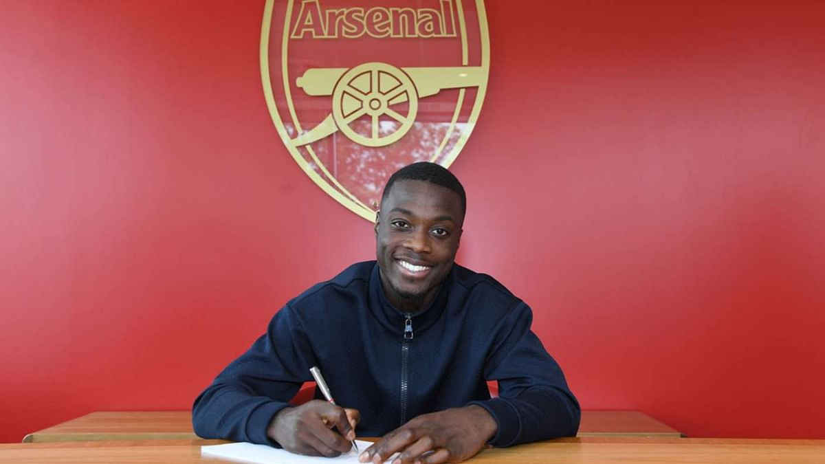 Arsenal Sign Nicolas Pepe From Lille In Record £72m Deal