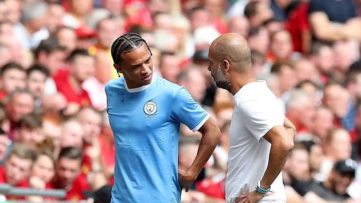 Leroy Sane's Injury Sidelines Him For 7 Months - Pep Guardiola