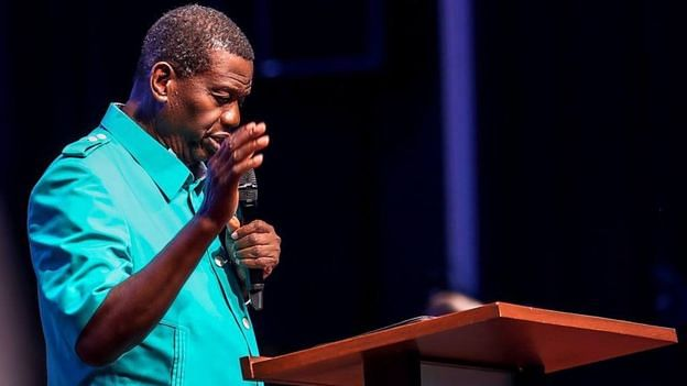 RCCG Founder, Pastor Adeboye, Drops New Prophecy For Nigeria