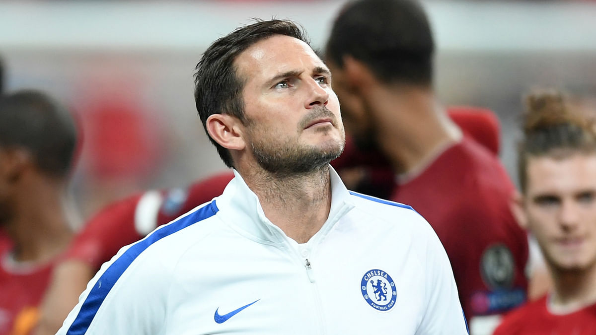 Chelsea Manager Proud Of His Team Despite Super Cup Loss
