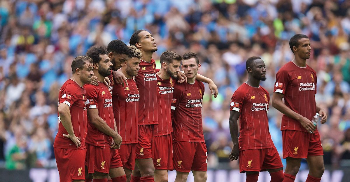 Liverpool Lose Community Shield Match On Penalties