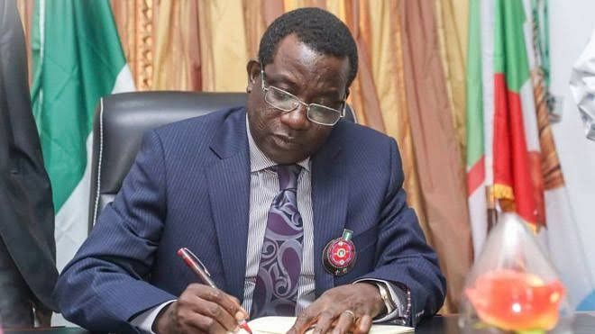 Governor Lalong Appoints New Secretary To The SSG