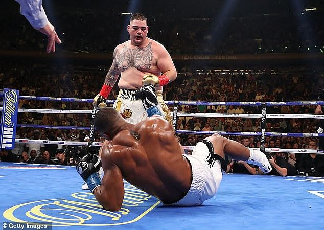 Anthony Joshua: Andy Ruiz Is Good But He Can't Beat Me Twice