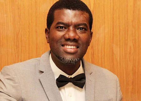 Read Reno Omokri's Savage Response To A Follower Who Asked How He Funds His Trips