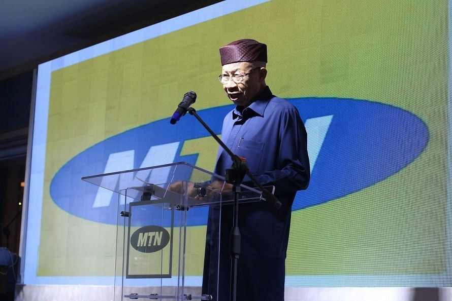 Pascal Dozie Headlines MTN Dinner In Abuja