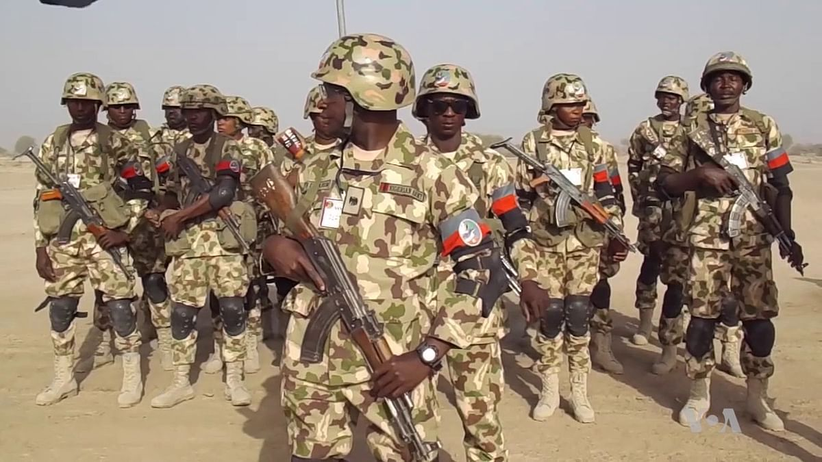 Soldiers Kill Three In Ogun State