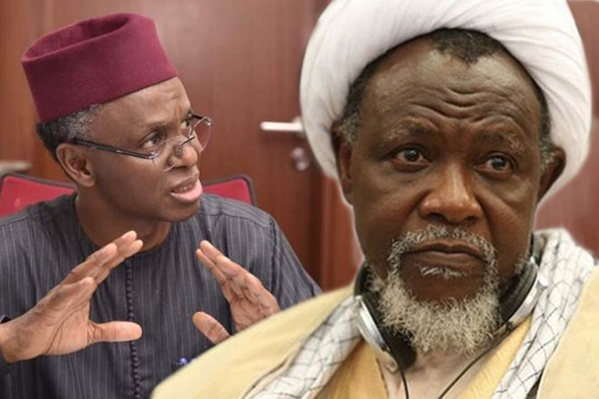 Governor El-Rufai and Ibrahim El-Zakzaky