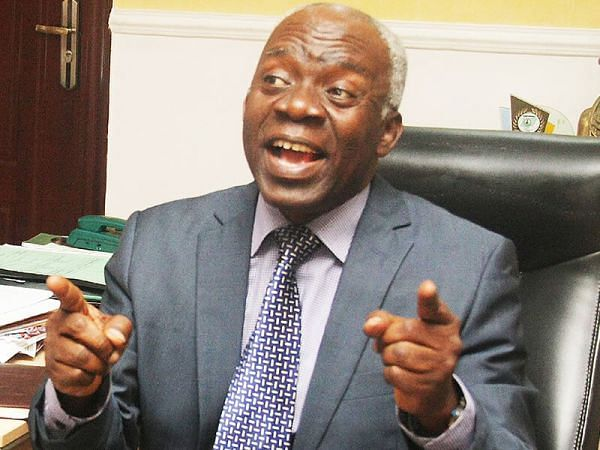 Lawyer Femi Falana Decries Detention Of Sowore