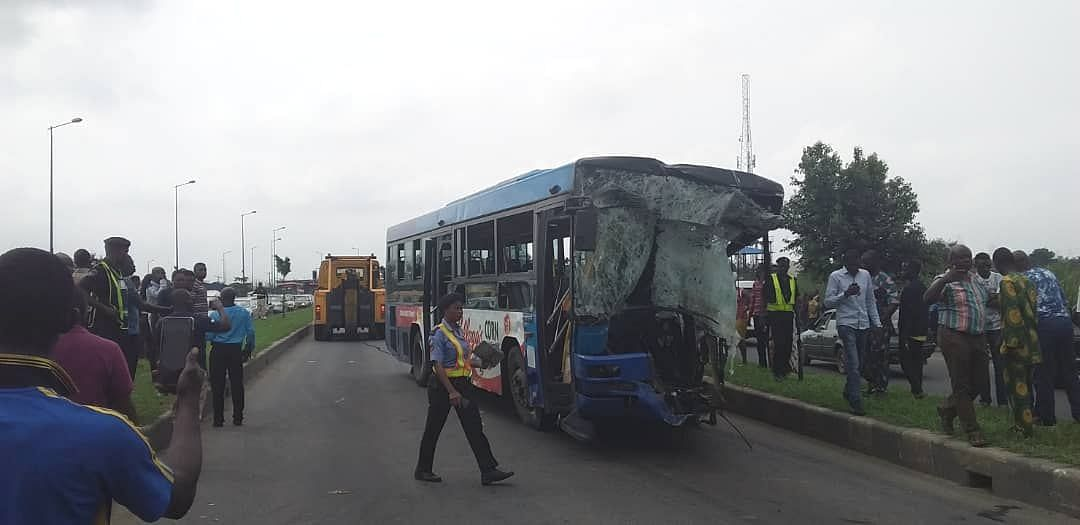 Woman, Three Others Crushed To Death In Ikorodu Accident