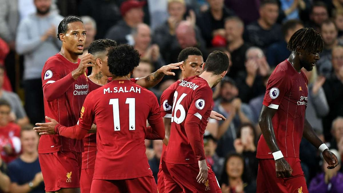 Liverpool 4-1 Norwich City: Reds Off To A Flying Start In The Premier League