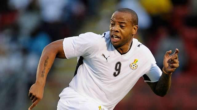 Ghanaian Footballer, Junior Agogo, Dies At 40
