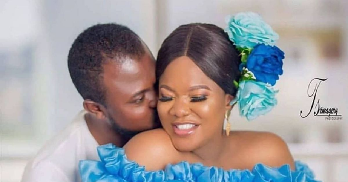 Kolawole Ajeyemi Finally Acknowledges His Child With New Wife, Toyin Abraham