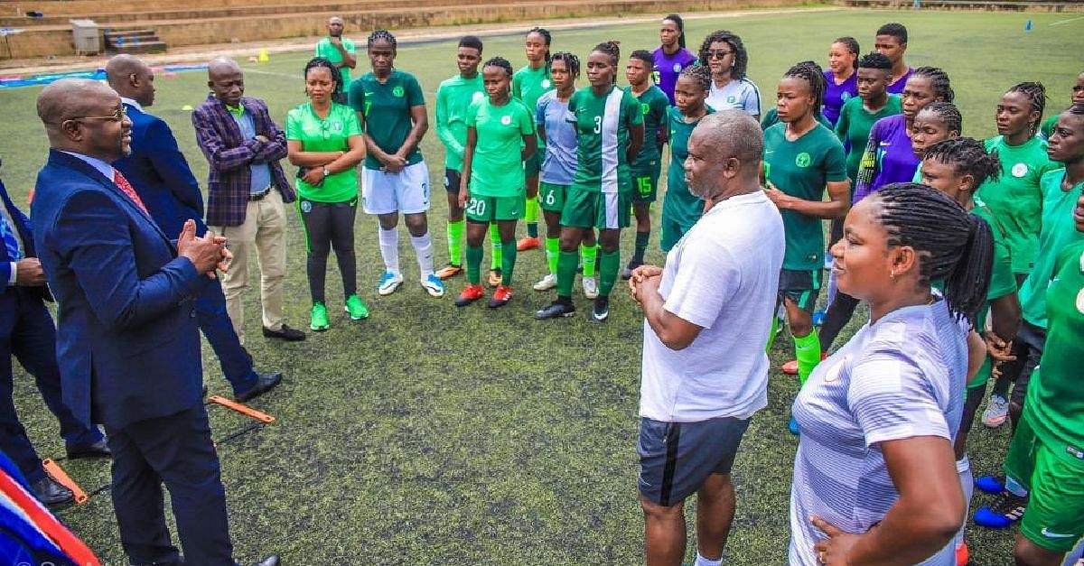 Nigeria 1-1 Cote d'Ivoire: Super Falcons Edged Out Of The Tokyo 2020 Olympic Qualifiers