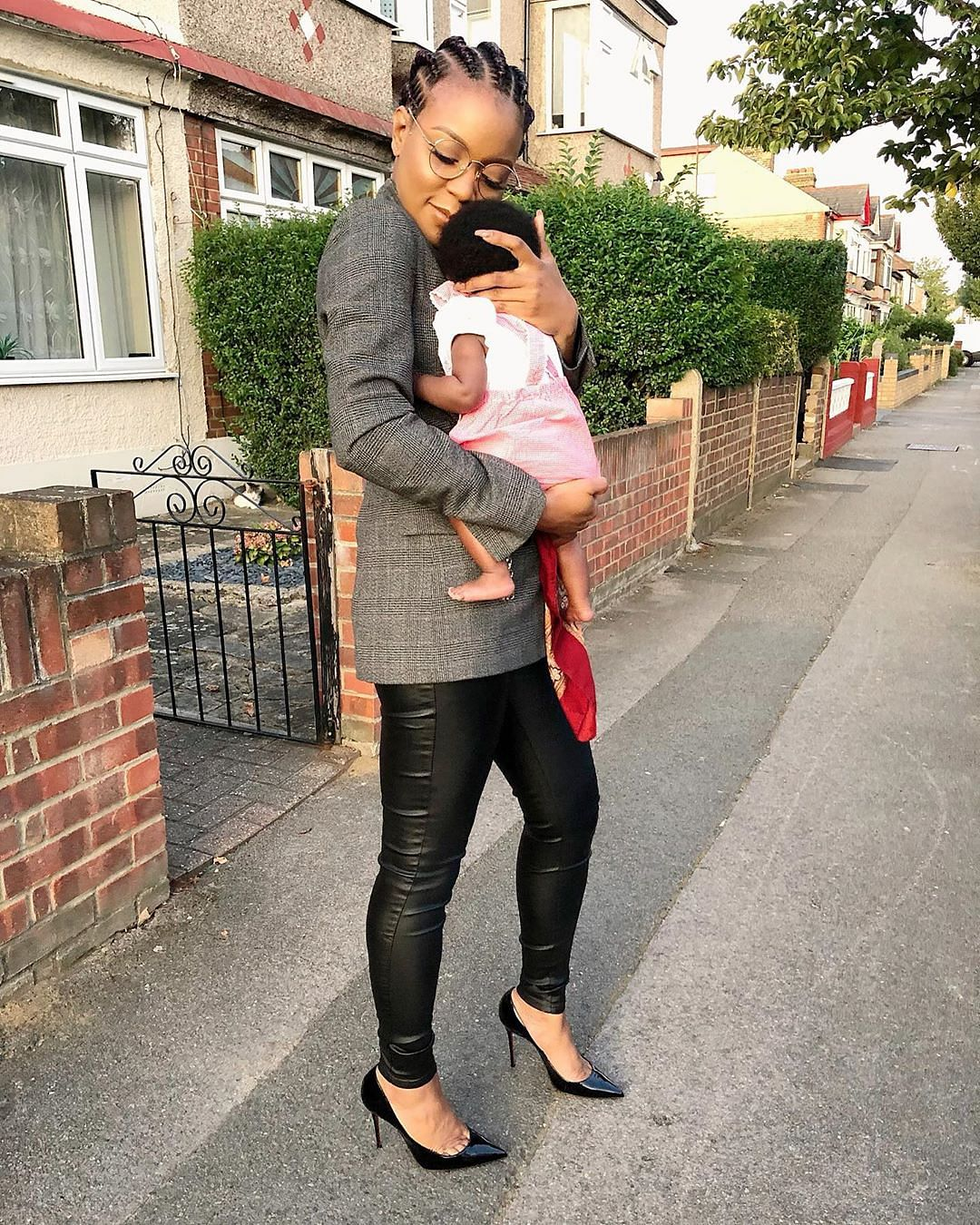 YouTuber, Lola OJ, Reveals She Welcomed A Baby Girl 3 Months Ago