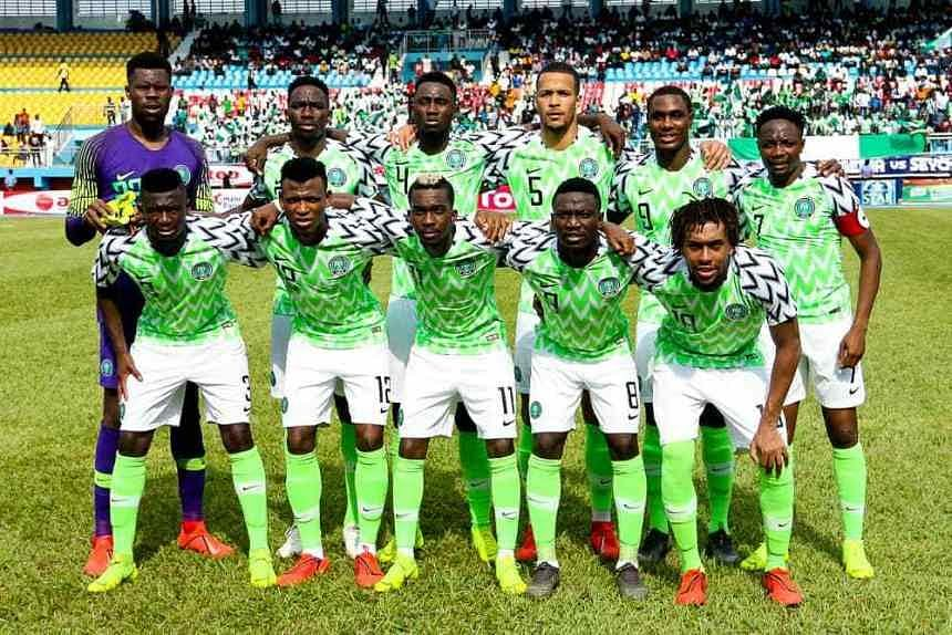 Nigeria Drops One Spot In September FIFA Rankings