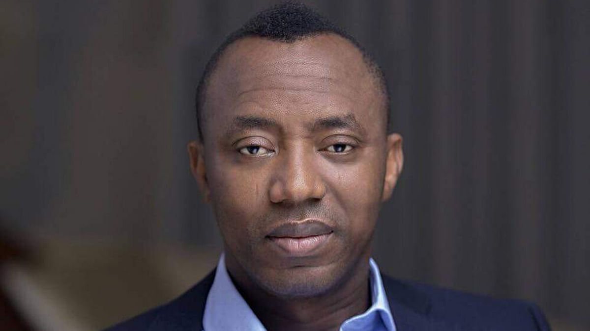 Sowore: Soldiers Barricade Sahara Reporters Lagos office