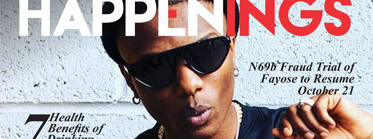 Happenings Newsletter: Wizkid and Baby Mama Spark Domestic Violence Rumour Again