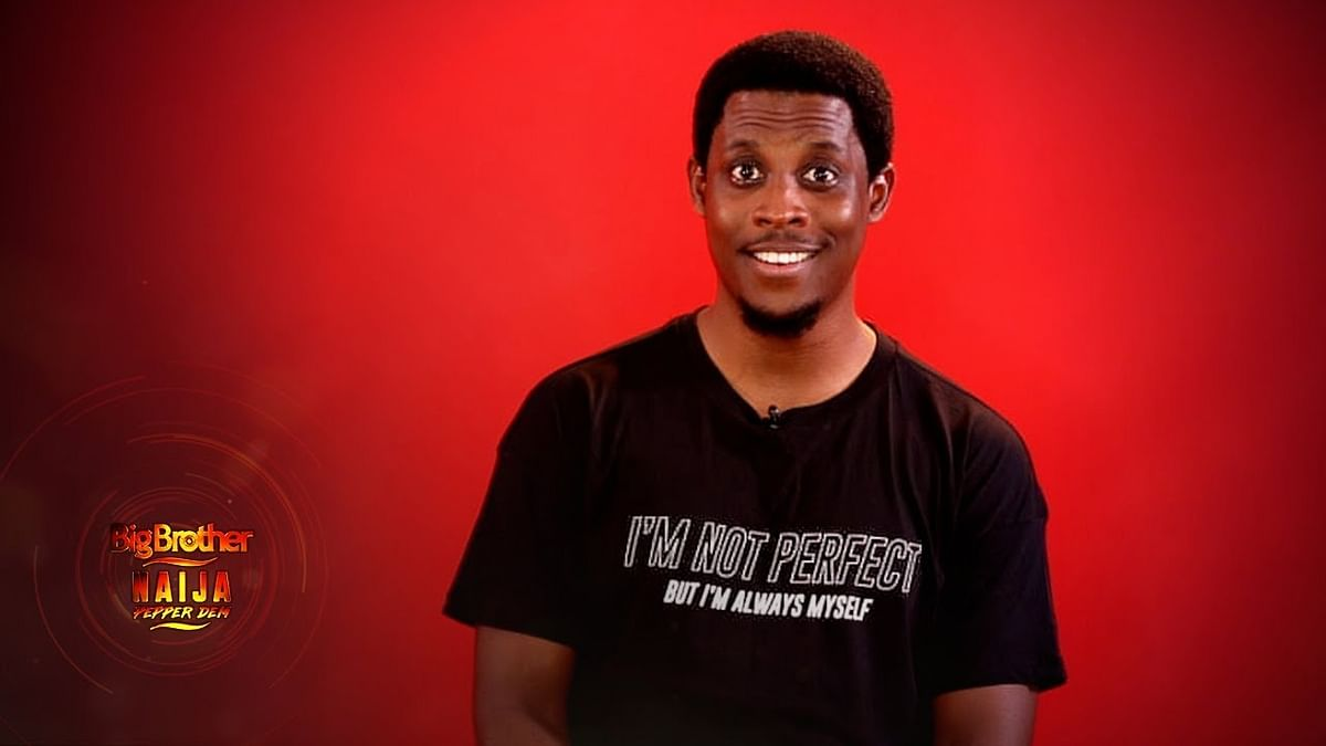 BBNaija: Seyi Spotted Packing Tacha's Panties After Her Elimination