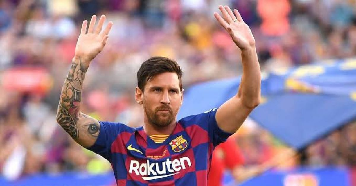 FIFA The Best Awards: Lionel Messi Wins Record Sixth Player Of The Year Award