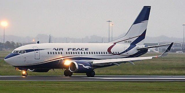 Xenophobia: South Africa GrantsLanding Permit To Air Peace