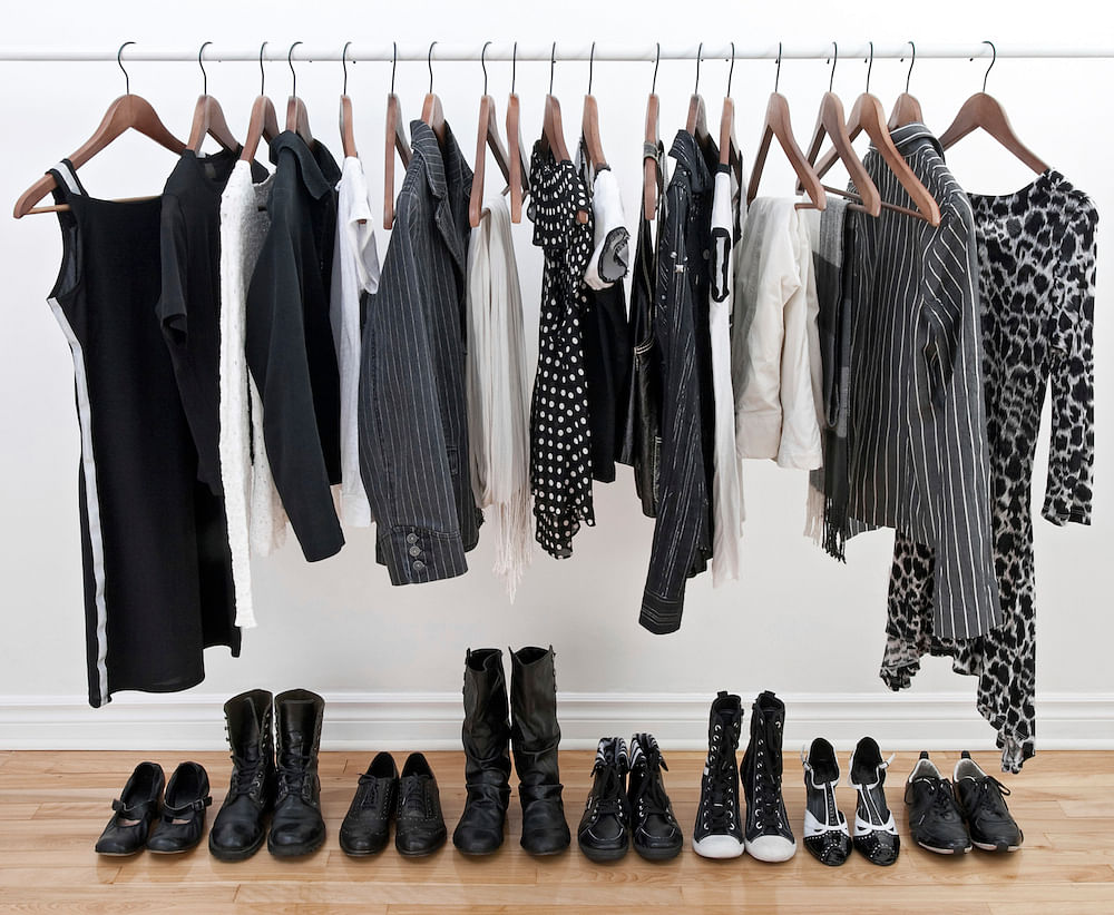 4 Steps To A Minimalist Wardrobe