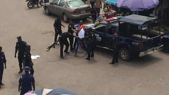 One Dead As Police Clash With Suspected Cult Groups In Delta Community