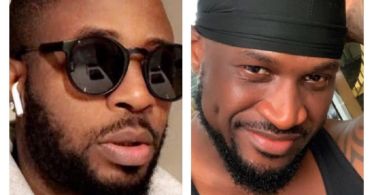 Tunde Ednut And Peter Okoye Settle Beef Over BBNaija's Tacha