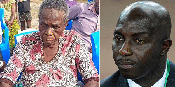Samson Siasia's Mother Shares Her Ordeal In Kidnappers' Den