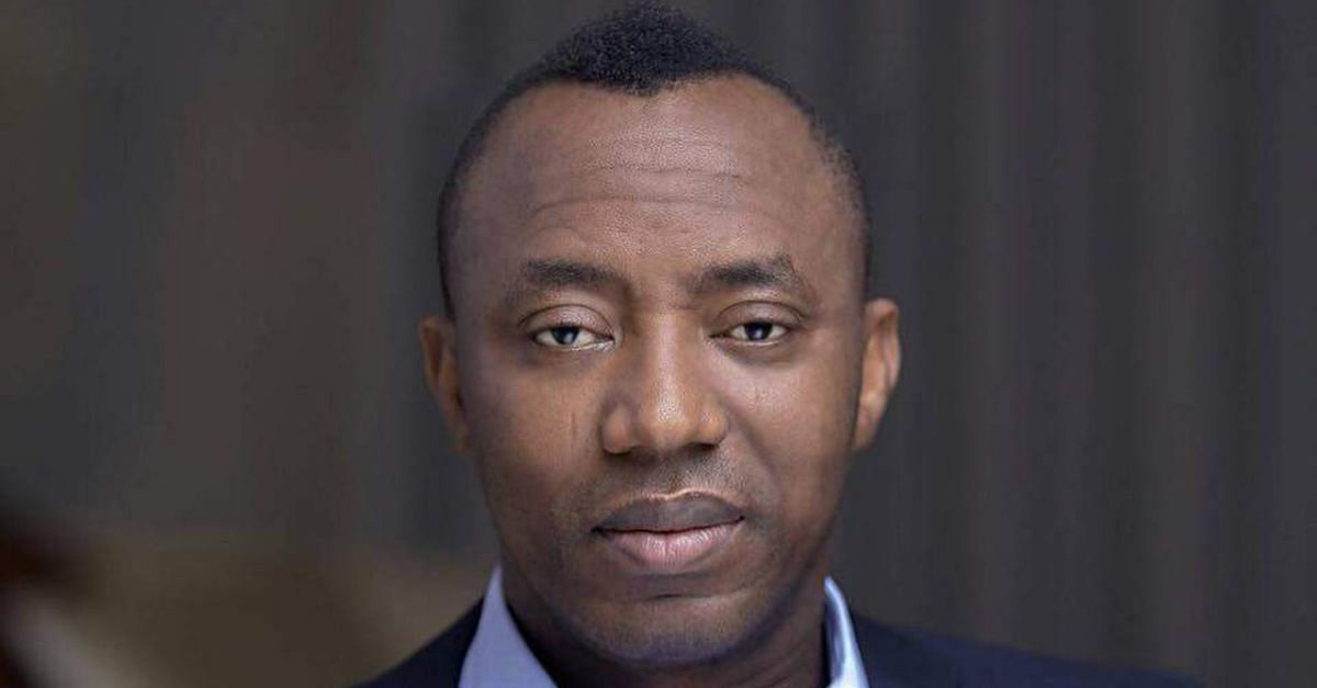 FG To Charge Sowore To Court On Tuesday