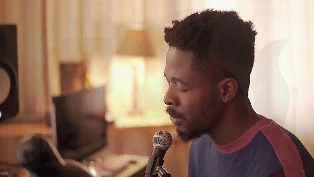 Even If I look like I Am Frowning, Ignore That —Johnny Drille To Fans