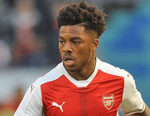 Ex-Arsenal Forward, Akpom, To Force His Way Into  Super Eagles Squad
