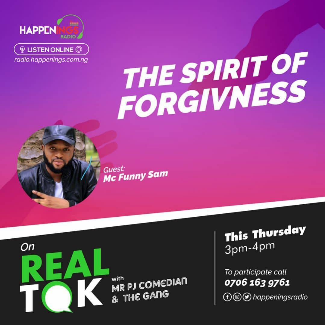 Real TOK With Mr. PJ And The Gang: The Power Of Forgiveness In Relationships
