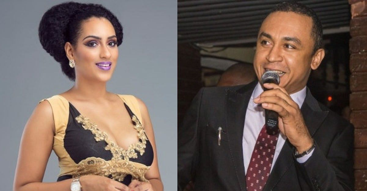 Juliet Ibrahim Blasts Freeze For Attacking Nigerian Celebrities