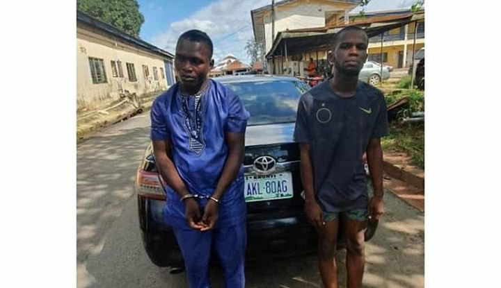 Police Arrest Prophet Who Killed Member Who Came To Show Him His New Car