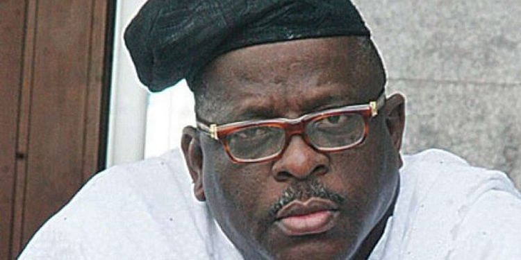 Kashamu Buruji PDP Faction Defects to APC