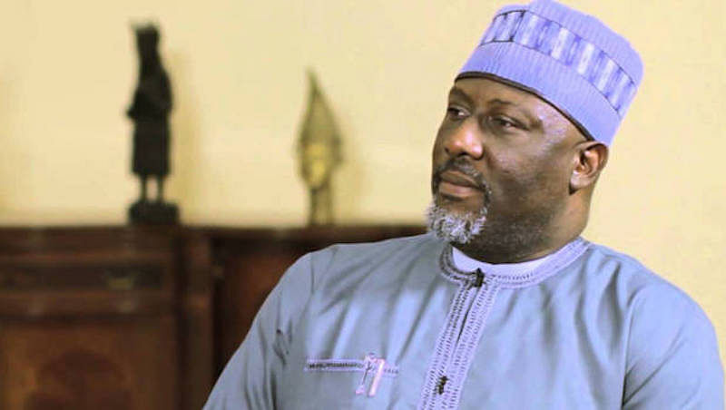 INEC Declared Voodoo Results, Nobody Will Take My Seat In The Senate - Dino Melaye