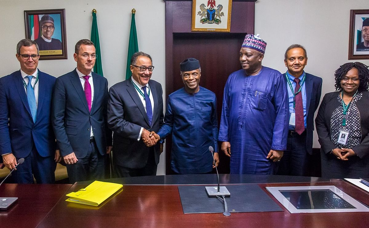Nigeria Approaches World Bank For Fresh $2.5BN Loan